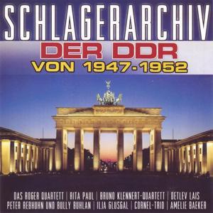 Schlagerarchiv der DDR von 1947-1952