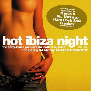 Hot Ibiza Night Vol.2 ((mixed by Luke Carpenter))