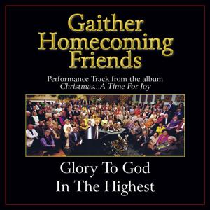 Glory to God in the Highest Performance Tracks