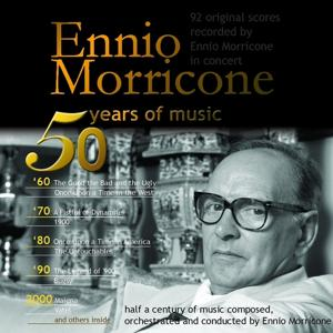 50 Years of Music (92 Original Scores Recorded By Ennio Morricone in Concert)