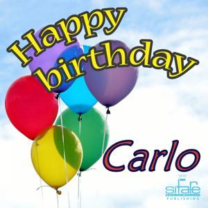 Happy Birthday Carlo (Auguri Carlo)