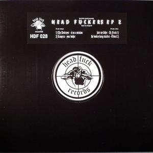 Head Fuckers EP, Vol. 2 (Italy Vs. England)