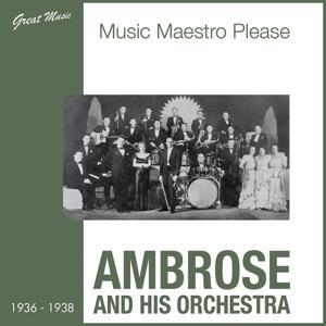 Music Maestro Please (1936 - 1938)