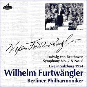 Beethoven : Symphonies No.7 & 8 (Live in Salzburg 1954)