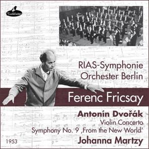 Dvorak: Violin Concerto & Symphony No. 9 ''From the New World''
