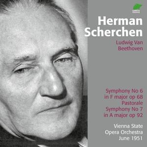 Beethoven: Symphoniy No. 6 ''Pastorale'' & No 7