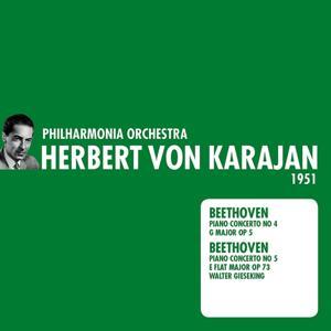 Beethoven: Piano Concerto No. 4 & 5