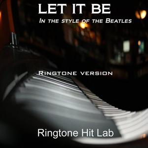 Let It Be in the Style of the Beatles