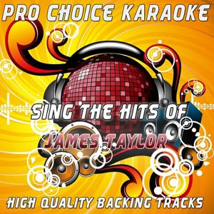 Sing the Hits of James Taylor (Karaoke Version) (Originally Performed By James Taylor)