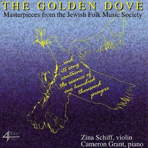 The Golden Dove (Masterpieces From The Jewish Folk Music Society)