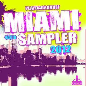 Playdagroove! Miami Radio Sampler 2012