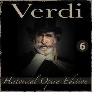 Verdi Historical Opera Edition, Vol. 6: Simon Boccanegra, Aroldo & Un Ballo in Maschera