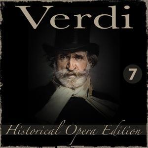 Verdi Historical Opera Edition, Vol. 7: La Forza del Destino, Don Carlo & Aida