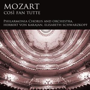 Mozart: Così Fan Tutte - Opera In Two Acts