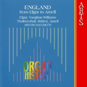 Organ History, England: From Elgar to Arnell