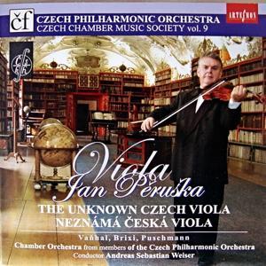 The Unknown Czech Viola