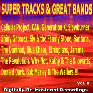Super Tracks & Great Bands Vol. 8