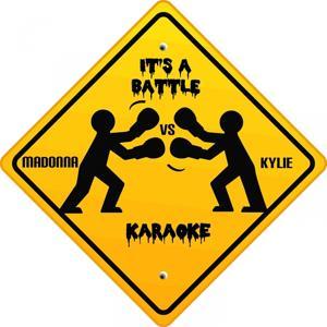 Its a Battle - Madonna vs. Kylie