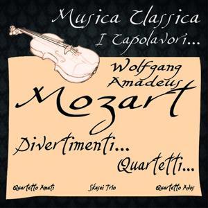 Mozart: Divertimenti & Quartetti