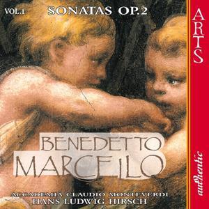 Marcello: Sonatas, Op. II, Vol. 1