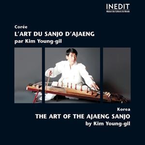 Corée : L'art du Sanjo d'Ajaeng (Korea)