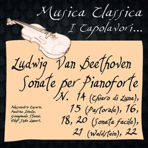 Beethoven: Sonate per Pianoforte, No. 14