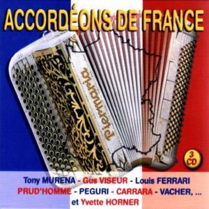 Accordéons de France (Spécial 14 juillet)