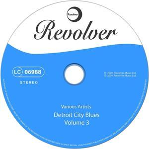 Detroit City Blues, Vol. 3