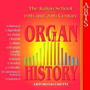 Organ History, The Italian School Between 19th and 20th Century