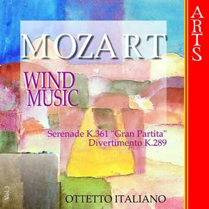 Mozart: Music for Winds, Vol. 3