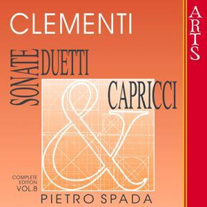 Clementi: Sonate, Duetti & Capricci, Vol. 8