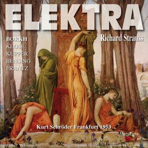 Richard Strauss: Elektra (Frankfurt 1953)