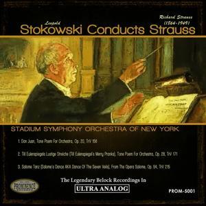 Stokowski Conducts Strauss