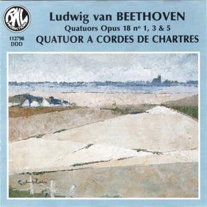 Beethoven: Quatuors à cordes