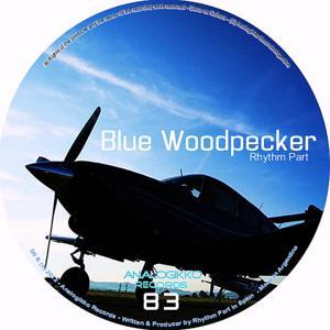 Blue Woodpecker