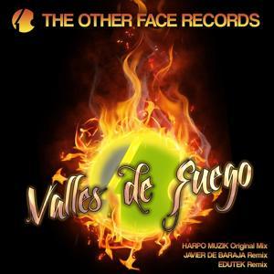 Valles de Fuego