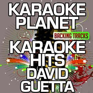 Karaoke Hits David Guetta (Karaoke Version)