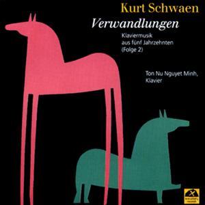 Kurt Schwaen: Verwandlungen (Klaviermusik aus fünf Jahrzenten. Folge 2)