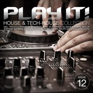 Play It! - House & Tech-House Collection, Vol. 12
