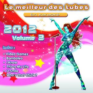 Le meilleur des tubes 2012 en karaoké, vol. 3