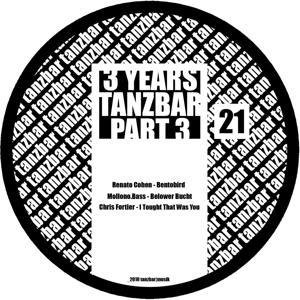 3 Years Tanzbar Musik, Pt. 3