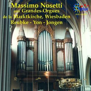 Aux grandes orgues de la Marktkirche, Wiesbaden