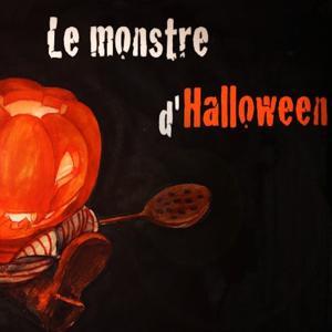 Le monstre d'Halloween