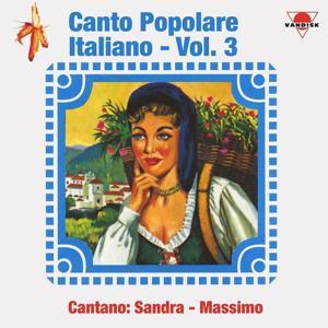 Canto popolare italiano, vol. 3
