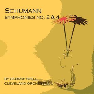 Schumann: Symphonies No. 2 & 4