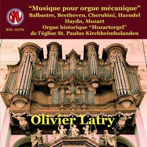Musique pour orgue mécanique