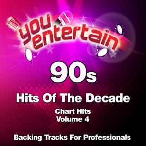 90s Chart Hits - Professional Backing Tracks, Vol. 4 (Hits of the Decade)