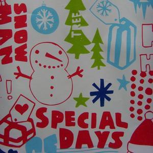 Special Days (Blue Christmas)