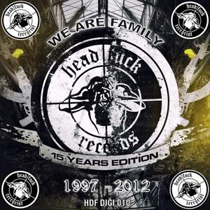 Headfuck Records 15 Years Edition (We Are Family 1997-2012)
