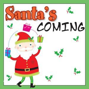 Santa's Coming, Vol. 2